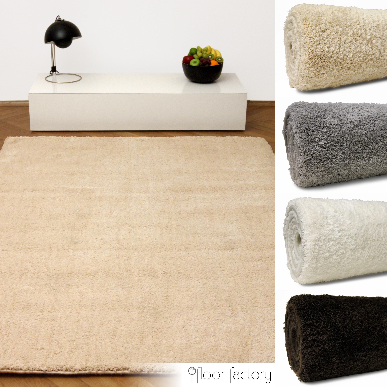 super soft luxury shaggy rug privilege cosy modern. Black Bedroom Furniture Sets. Home Design Ideas